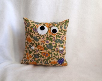 Mary the Worry Monster - cute anxiety plush, quirky gift, tooth fairy pillow