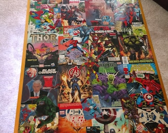 Custom Comic Table
