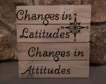 Jimmy Buffett Collection: Changes In Attitudes, Changes in Latitudes