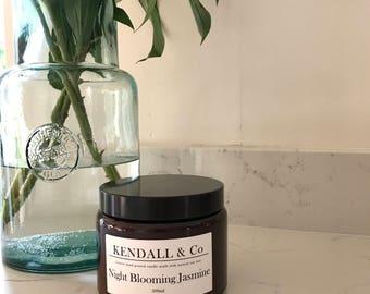 Night Blooming Jasmine Candle 500ml