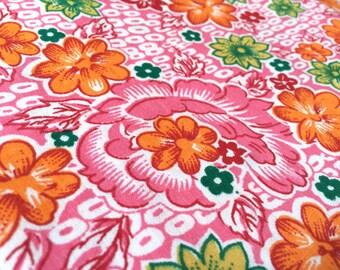 Vintage fabric Dirndl Heidi Fabric 50 cm x 90 cm apron Fabric