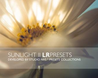 45 Lightroom SunLight II Presets
