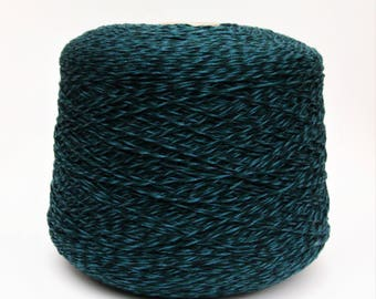 Recycled cashmere blend yarn on cone, per 100g