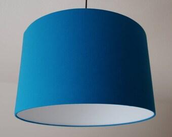 """Lampshade """"Dark Turquoise"""""""