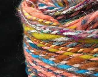 Handspun dk weight yarn