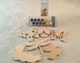 Kid Insect Craft Pack