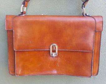 Vintage handbag/Vintage bag/vintage 50s bag/antique handbag/leather handbag/fur bag/vintage leather handbag