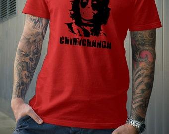 Deadpool Chimichanga Tshirt