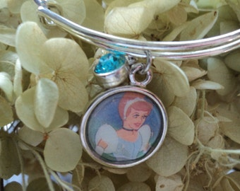 Cinderella happy bangle