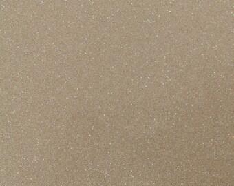 Ultra Glitter Permanent Vinyl - Platinum