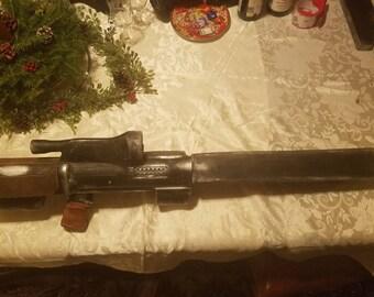 Custom mandalorian Sniper rifle.