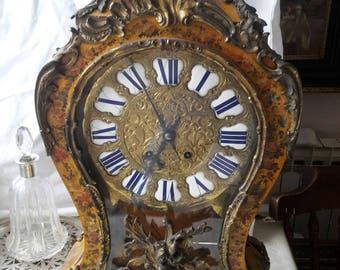 France mantle clock