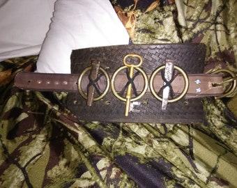 steampunk bracer