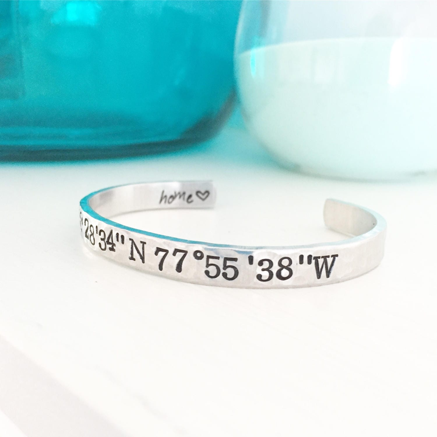 words star coordinate product bracelet latitude jewelry personalized aluminum song long a cuff you inspired wish longitude upon when stamped hand disney lat theme