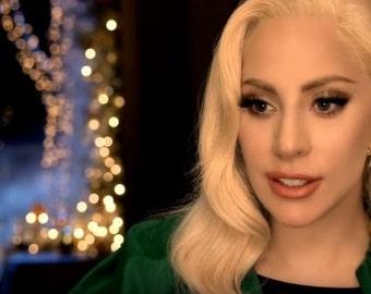 Sprinkler Earring Jacket as seen on Lady Gaga