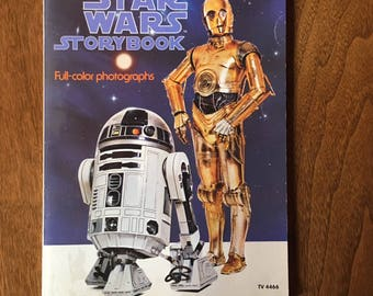 The Star Wars Storybook | Full Color Photography | Published 1979