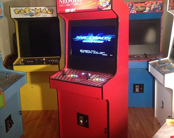 Neo Geo SNK vs Capcom Arcade Cabinet Upright  (161 SNK games)
