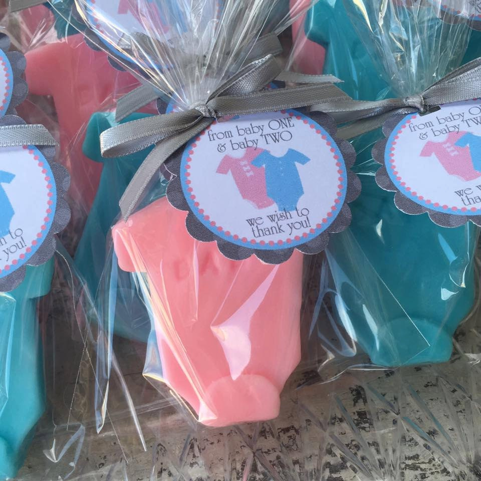 10 BABY SOAPS Favors Baby Shirt or Creeper Soap Favors