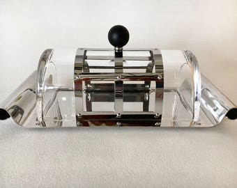 Alessi Butter Dish by Michael Graves