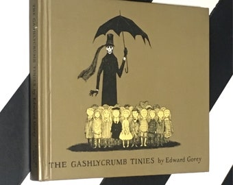 The Gashlycrumb Tinies or, After the Outing by Edward Gorey (1991) hardcover book