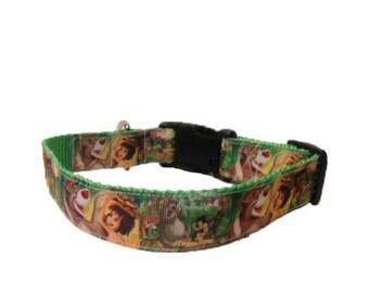 Jungle book collar