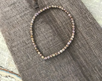Rose Bronze Anklet