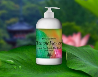 Temple Flower - Liquid Soap