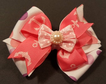 Medium Stacked Boutique Bow