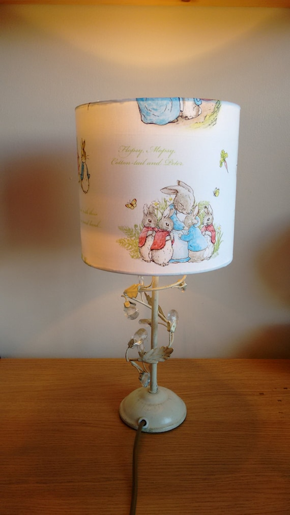 Beatrix potter lampshade or ceiling shade sciox Image collections