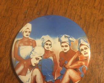 The Go-Go's 2 1/4 pin/buttons