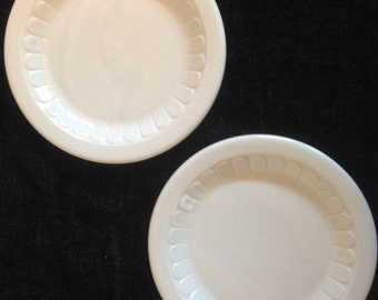 Shenango China Appetizer Plates - Set of 2