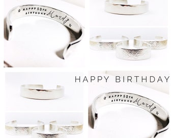 Birthday Gift | 18th | 21st | 30th | 40th | 50th | Personalised Birthday Gift | Gifts for Her | Birthday Gifts |Womens Birthday Gift (C056)