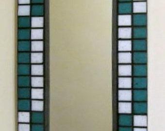 Handmade Mosaic Mirror
