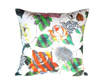 READY TO SHIP - 20x20 Malmaison Opiat designer pillow cover - Christian Lacroix