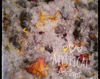 Mystical Amethyst Bath Soak