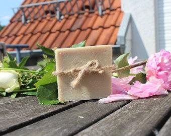 Organic Pumpkin Seed-green tea soap