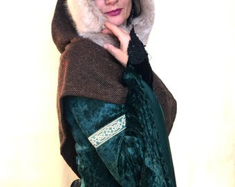 Freya Viking Hood