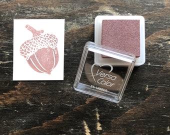 Versacolor Umber Pigment Ink Stamp Pad Tsukineko Ink Pads Small