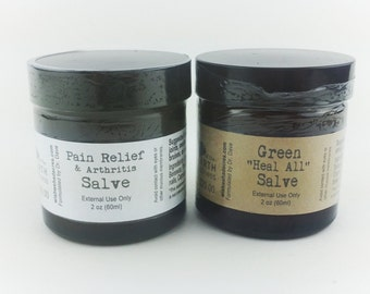 2 for 30 - Healing Salves