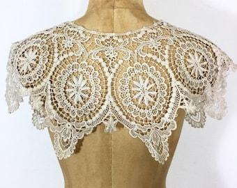 Antique lace Victorian