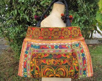 Handbag, bag, tote bag, 7 multicolor tote bag