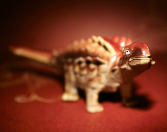 Scelidosaurus  - Dinosaur Photograph - Various Sizes
