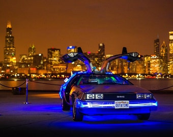 DeLorean Time Machine #2