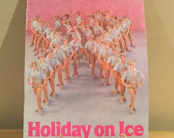 Holiday On Ice Programme