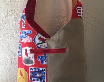 STL Cardinals Tote Bag