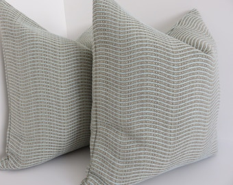 Spa Taupe Pillow Cover-  Natural Taupe Spa PIllows- Accent Pillow Cover- PIllow Cover