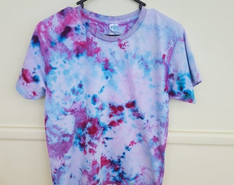 Size 16 Girls and Boys Tie Dye T-Shirts, Youth