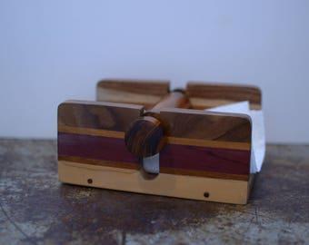 Multi Color Wood Napkin Holder