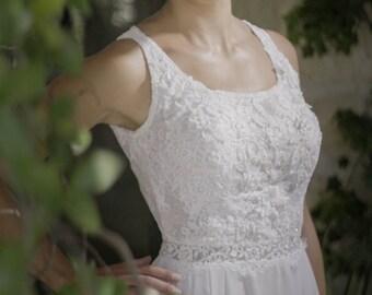 lace wedding dress, Lace Bridal Dress, lace bridal gown, Boho bridal dress, boho wedding dress, lace wedding gown, romantic wedding dress