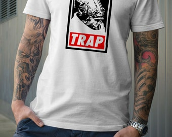 Star Wars Admiral Ackbar T-Shirt TRAP
